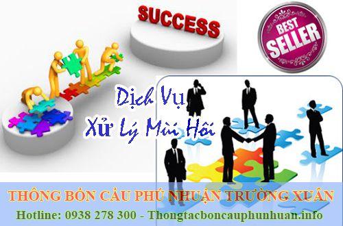 Dịch vụ chống mùi hôi Trường Xuân uy tín - chuyên nghiệp