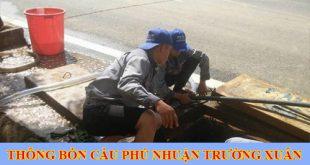 Hút Nạo Vét Hố Ga Quận Phú Nhuận Trường Xuân 0938107960