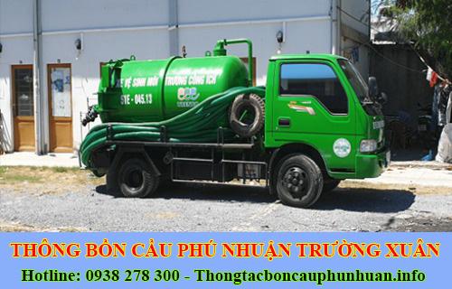 Số điện thoại hút hầm cầu Quận Phú Nhuận giá rẻ 0938107960