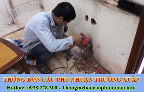 Số điện thoại thông cống nghẹt Quận Phú Nhuận 0938107960