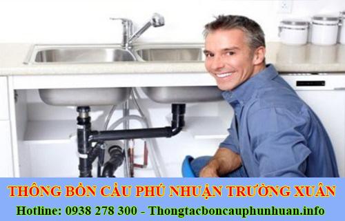 Thợ sửa bồn rửa chén bát Quận Phú Nhuận tại nhà 0938107960