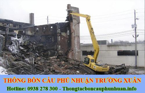 Thu mua xác nhà kho xưởng cũ Quận Phú Nhuận 0938107960