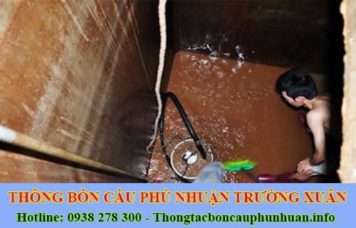 Bảng giá vệ sinh bể chứa nước ngầm Quận Phú Nhuận 0938107960
