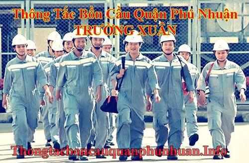 Công ty thông Tắc Bồn Cầu Quận Phú Nhuận